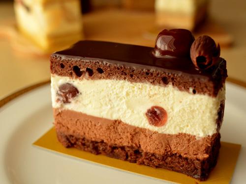 【ケーキ】ラヴィルリエ「フォレ・ノワール」