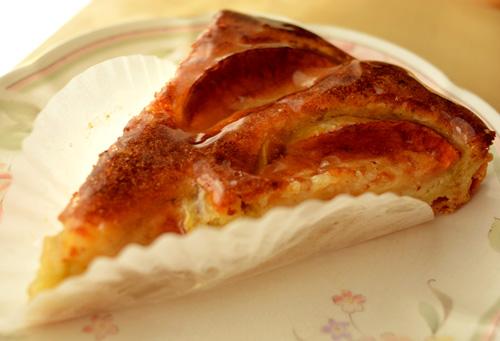 【ケーキ】ラヴィルリエ「タルト・アラカルト(青りんご:ブラムリー)」