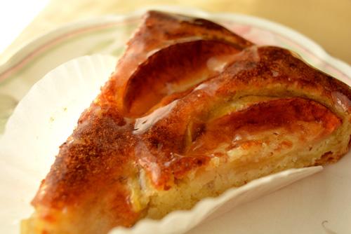 【ケーキ】ラヴィルリエ「タルト・アラカルト(青りんご:ブラムリー)」 (1)