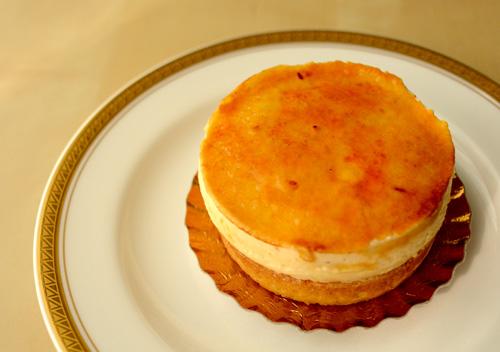 【ケーキ】イル・プルー・シュル・ラ・セーヌ「シブーストゥ・マロン」 (2)