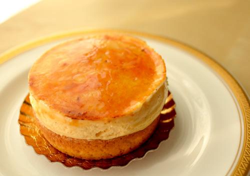 【ケーキ】イル・プルー・シュル・ラ・セーヌ「シブーストゥ・マロン」