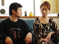 【無修正】【中出し】第2話 美人母の悲劇 菅原朱実