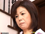 本日の人妻熟女動画 : 【近親相姦】お父さん帰って来るから!息子に中出しされちゃう母親♪