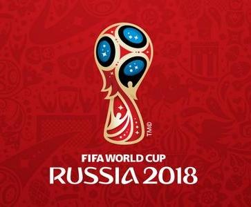 ロシアワールドカップ2018 ロゴ