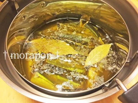 151002 秋刀魚のコンフィ-1