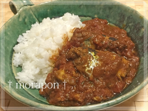 151005 秋刀魚カレー