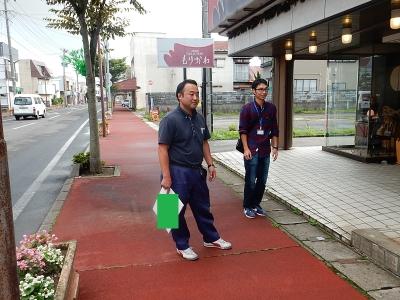 NHK取材 005