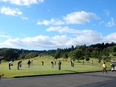 町民ゴルフ 035