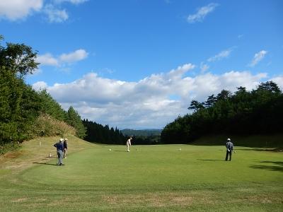 町民ゴルフ 043