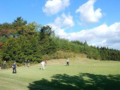 町民ゴルフ 041