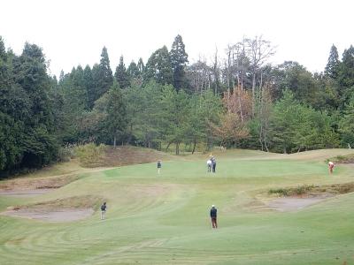 町民ゴルフ 058