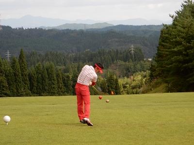 町民ゴルフ 051