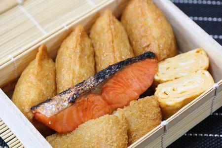 いなり寿司弁当