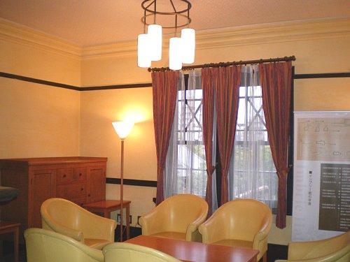 インブリー館・2F北東の部屋1