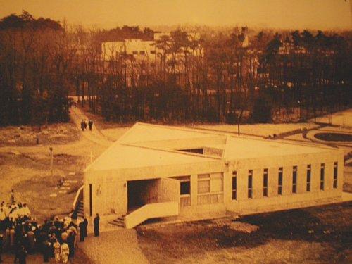 ICUシーベリー記念堂・古写真