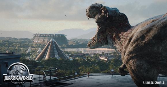 Jurassic World T-Rex