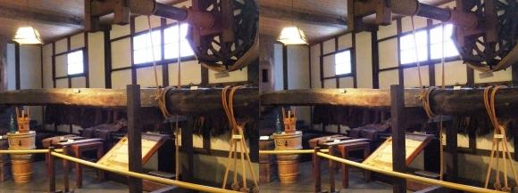 白鶴酒蔵資料館⑧(平行法)