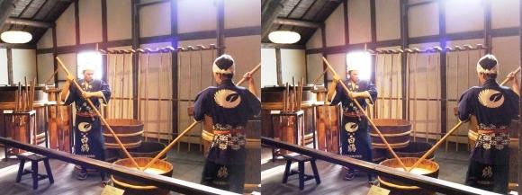白鶴酒蔵資料館⑤(平行法)