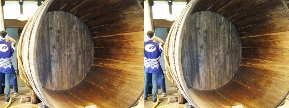 白鶴酒蔵資料館⑬(平行法)