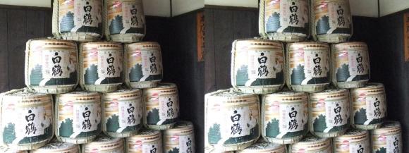 白鶴酒蔵資料館②(平行法)