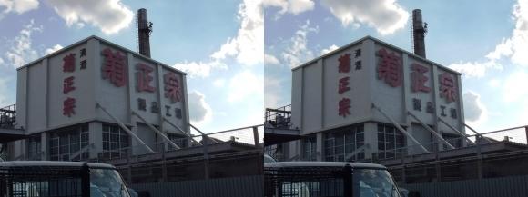 菊正宗酒蔵製品工場(平行法)