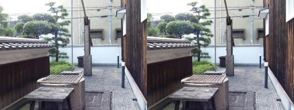 菊正宗酒蔵記念館⑳(交差法)