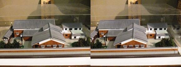 菊正宗酒蔵記念館⑪(平行法)