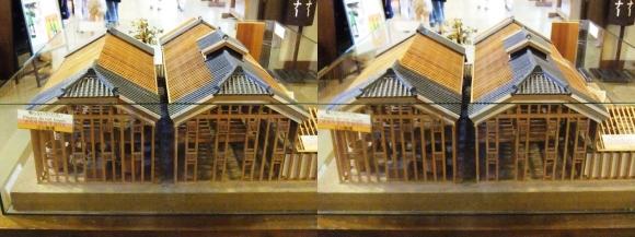 菊正宗酒蔵記念館⑧(平行法)