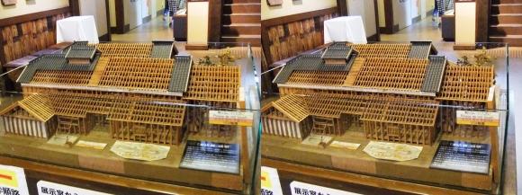 菊正宗酒蔵記念館⑦(平行法)
