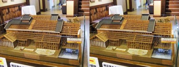 菊正宗酒蔵記念館⑦(交差法)