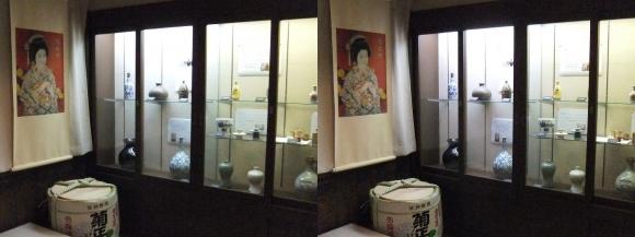 菊正宗酒蔵記念館⑮(平行法)