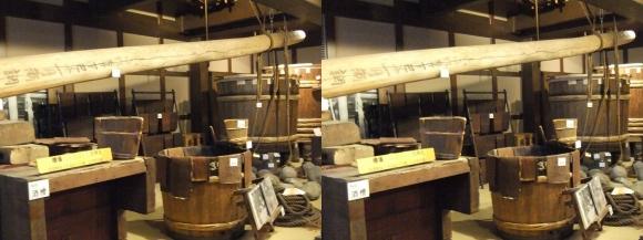菊正宗酒蔵記念館⑭(平行法)