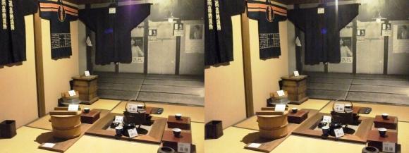 菊正宗酒蔵記念館⑫(平行法)