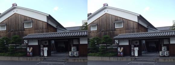 菊正宗酒蔵記念館②(平行法)
