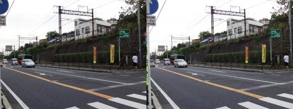 国道2号 千光寺公園 ロープウェイのりば入口(平行法)