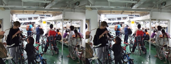 駅前渡船③(平行法)