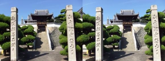 重楽寺①(平行法)