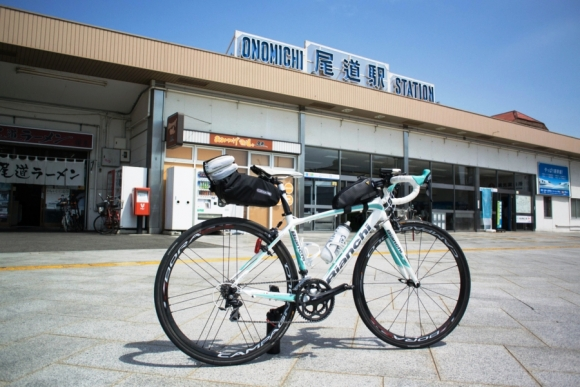 サイクリストの聖地 尾道