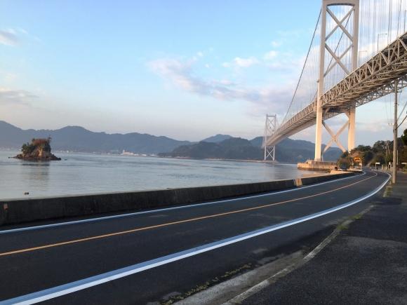しまなみ海道 自転車道線