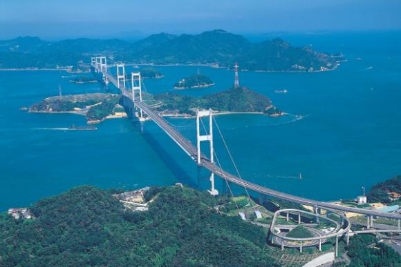 来島海峡大橋(大島⇔今治)