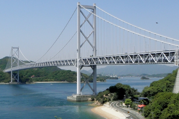 因島大橋(向島⇔因島)
