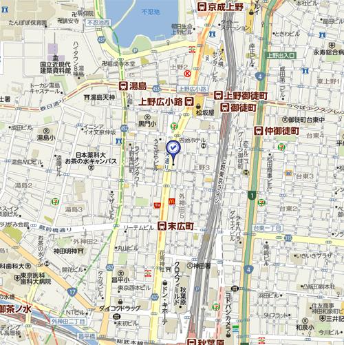 田口ビルmap