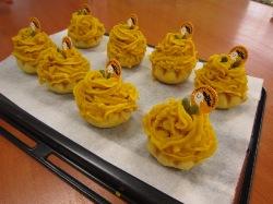 かぼちゃのモンブラン Sさん2015-10-2