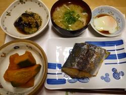 さわらの味噌漬け2015-9