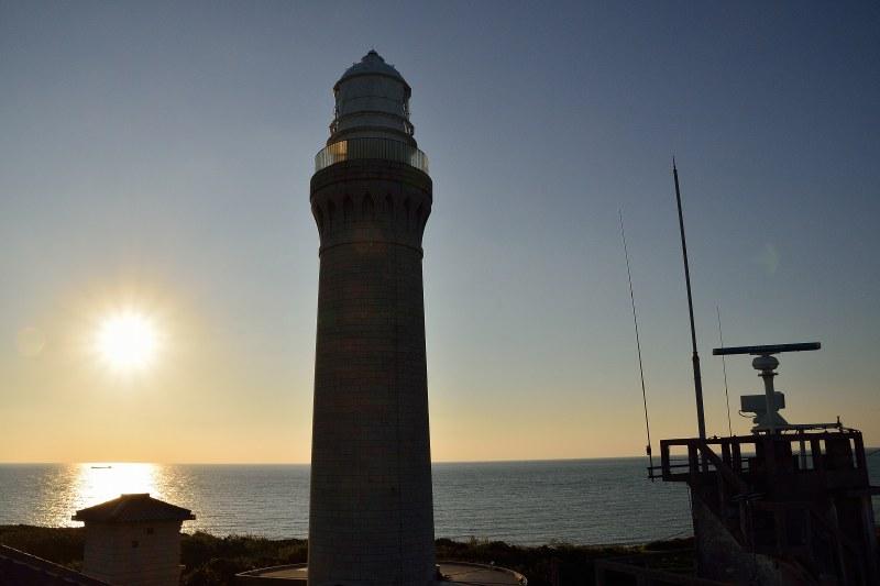角島灯台 (2)