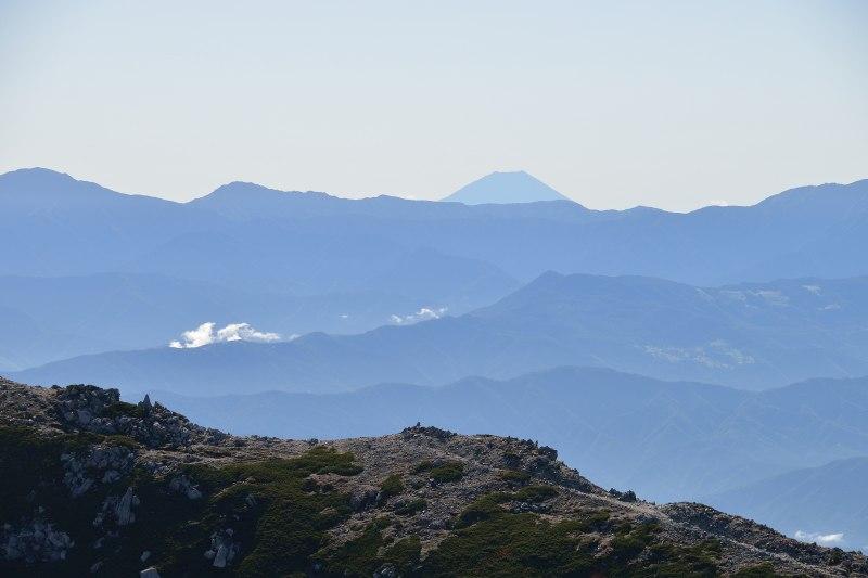 木曽駒ヶ岳~空木岳 (11)
