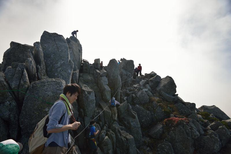 木曽駒ヶ岳~空木岳 (20)