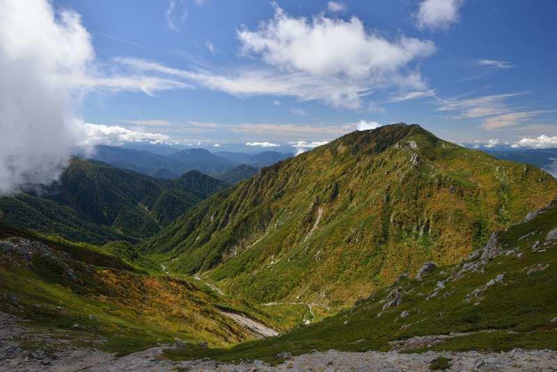 木曽駒ヶ岳~空木岳 (32)