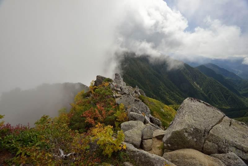 木曽駒ヶ岳~空木岳 (47)
