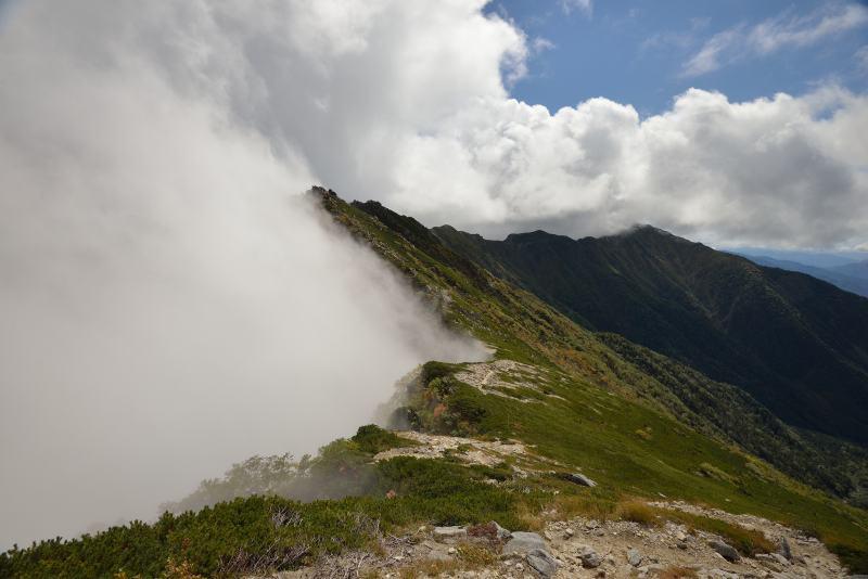 木曽駒ヶ岳~空木岳 (43)
